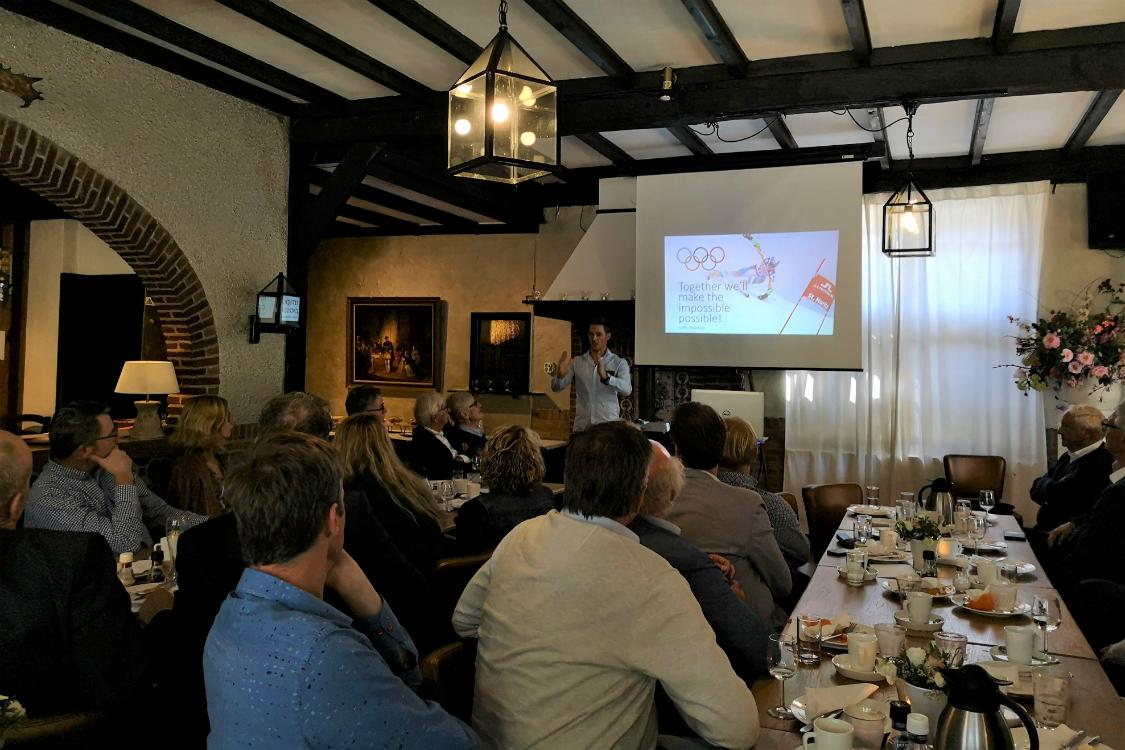BLOG Rotary presentatie